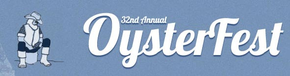 32nd Annual OysterFest 2013
