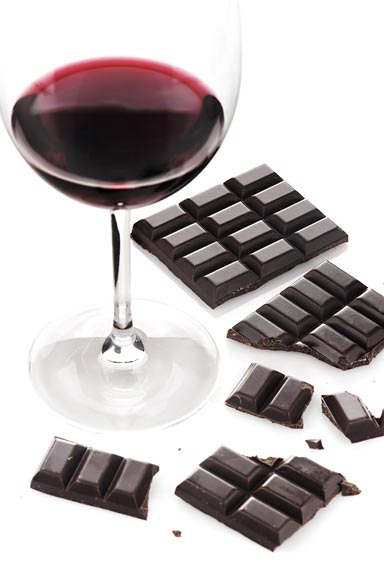 Red Wine and Chocolate 2014