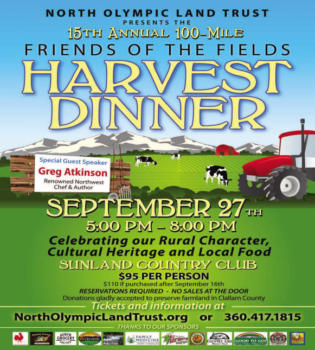 Friends of the Fields Harvest Dinner 2014