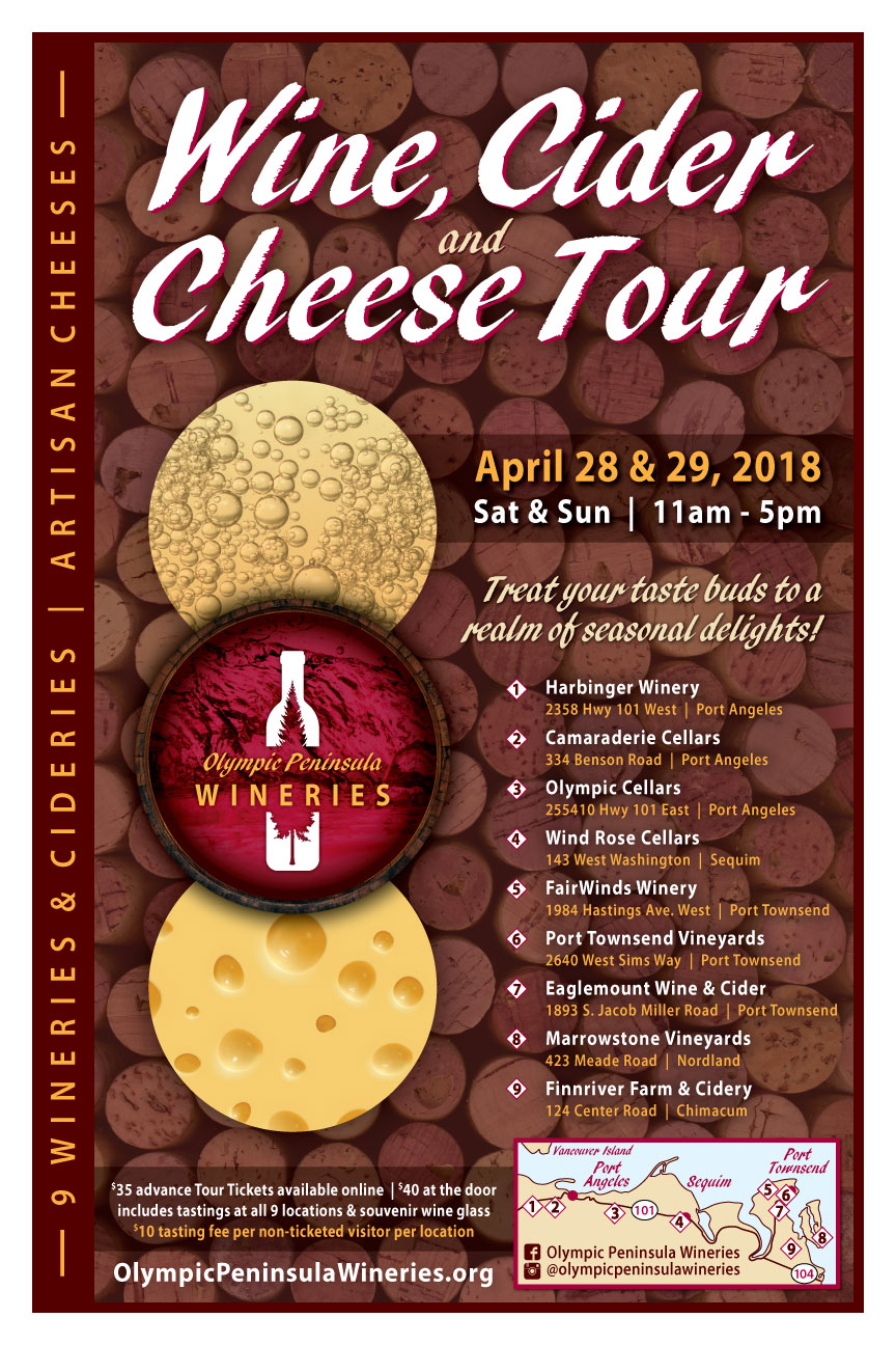 Wine, Cider & Cheese Tour